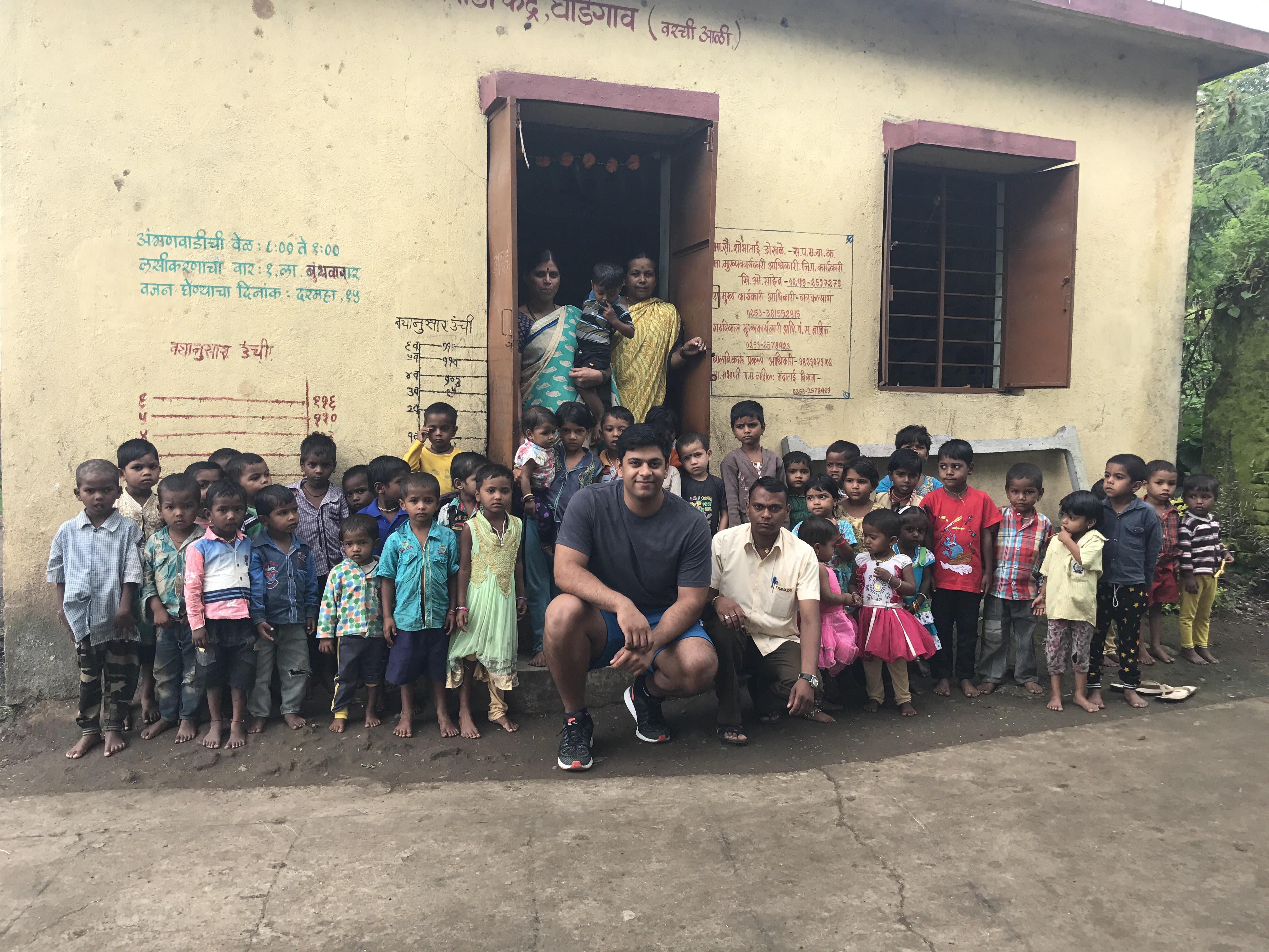 MPH student Jehan Luth traveled to India in the summer of 2017 where he completed his fieldwork with an educational institution in India that serves thousands of children breakfast, lunch, dinner, and many snacks during the day in order to improve the nutritional score of the food being served while reducing the food cost for the organization. During his time there, he was successfully able to lead a team that changed over 150,000 meals being served weekly while reducing the budget. The food served is now much more nutritionally dense than before.